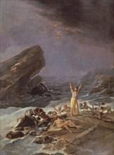 Goya, Le Naufrage