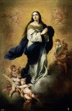 Murillo, L'Immaculée