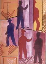 Chagall, Peinture surréaliste