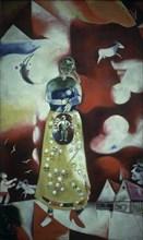 Chagall, Femme enceinte