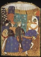 Charles VII de France et Louis XI à Rouen
