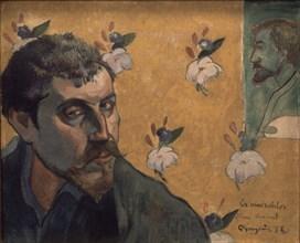 Gauguin, Autoportrait : Les Misérables