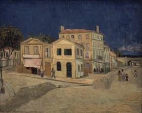 Van Gogh, La Maison Jaune