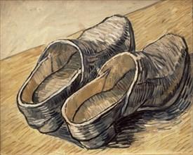 Van Gogh, Une paire de sabots