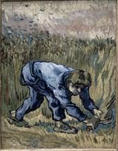 Van Gogh, Le Moissonneur à la Faucille