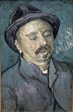 Van Gogh, Portrait d'un borgne