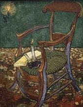 Van Gogh, Le Fauteuil de Gaughin