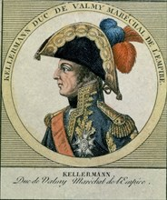 Portrait du général François Christophe Kellermann