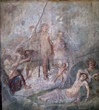 Ariane et Dionysos à Naxos