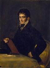 Goya, Portrait de Rafael Esteve y Vilella