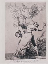 Goya, Caprice 75: Personne ne peut-il nous détacher?