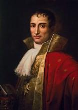 Flaugier, Portrait de Joseph Bonaparte