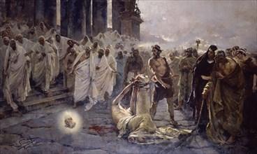 La Décapitation de Saint Paul