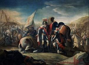 Maella, Bataille d'Aljubarrota