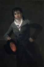 Goya, Portrait de Bartolomé Sureda y Miserol