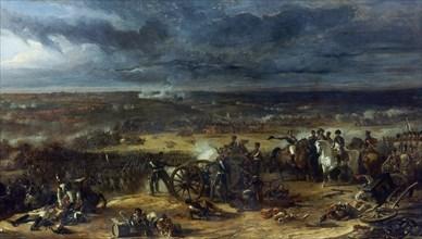 Philippoteaux, La Bataille de Waterloo
