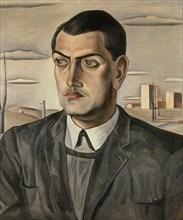 Dali, Portrait de Luis Buñuel