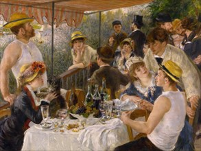 Renoir, Boaters' lunch