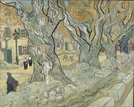 Van Gogh, Les Paveurs