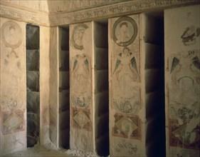 Palmyre, hypogée des trois frères