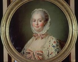 Drouais, Madame de Pompadour