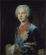 Drouais, Portrait de Louis de France