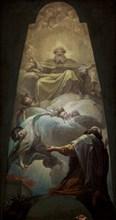 Bayeu, Sacrifice de la Loi de Moïse