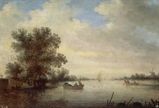 Schoeff, Paysage marin