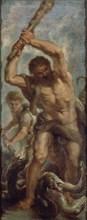 Mazo, Hercule et l'Hydre (Copie de Rubens)