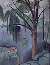 """Matisse, """"L'Etang de Trivaux"""""""