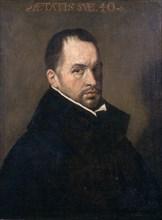 Velasquez, Portrait de Francisco de Rioja