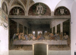 De Vinci, La Dernière Cène