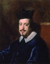 Vélasquez, Portrait de Camilo Masini