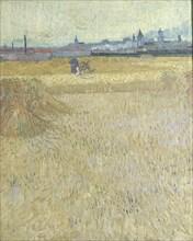 Van Gogh, Les Moissonneurs