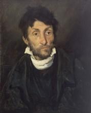 Géricault, Portrait d'un cleptomane