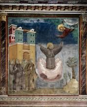 Giotto, L'Extase de Saint-François