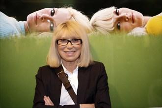 Mireille Darc, juin 2009