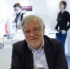 Yves Coppens, Salon du livre de Paris 2015