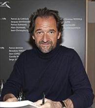 Stéphane de Groodt, Salon du livre de Paris 2015