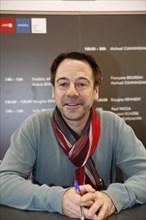 Michel Bussi, Salon du livre de Paris 2015