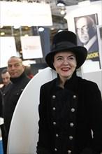 Amélie Nothomb, Salon du livre de Paris 2015