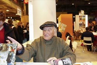Joseph Joffo, Salon du livre de Paris 2015