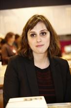 Raphaëlle Riol, Salon du livre de Paris 2015