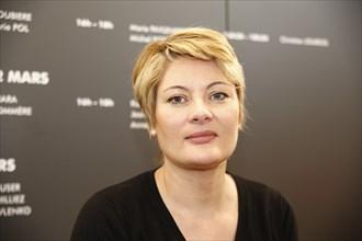 Sophie Loubière, Salon du livre de Paris 2015