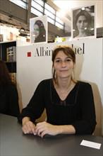 Estelle Nollet, Salon du livre de Paris 2015