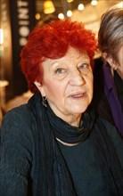 Anne Sylvestre, Salon du livre de Paris 2015