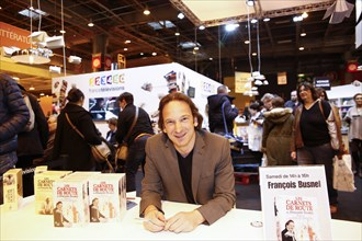 François Busnel, Salon du livre de Paris 2015