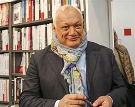 Eric-Emmanuel Schmitt, Salon du livre de Paris 2015