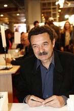 Edwy Plenel, Salon du livre de Paris 2015