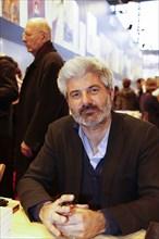 Laurent Gaudé, Salon du livre de Paris 2015